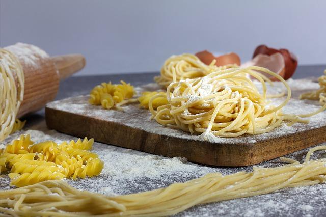 ללקק את האצבעות: איך להכין פסטה ביתית